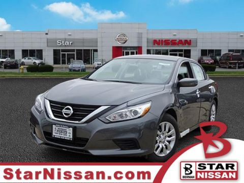 New Nissan Altima 2.5