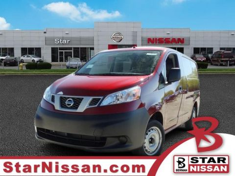 New Nissan NV200 Compact Cargo S